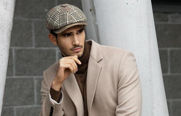 Moderne Kopfbedeckungen Für Männer Männer Kopfbedeckung Online